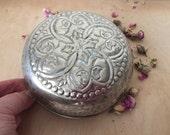Antique  Authentic  Moroccan Hammam (Oriental bathhouse) Bowl. Medium size.