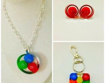 3 piece jewelry