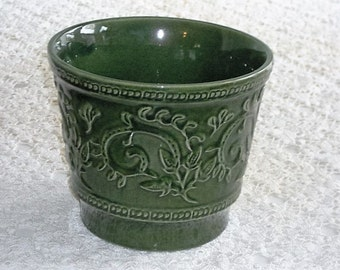 Vintage Haeger Pottery Planter Flower Pot