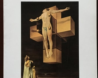 Dali, paperback art book.