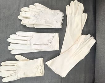 Vintage glove lot (5pair)