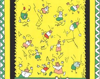 Gerald Poussin-Confederation Helvetique 700th Anniversary-1991 Serigraph