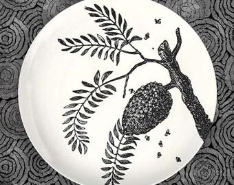 bees nest melamine dinnerware