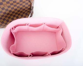 Bag insert organizer for LONGCHAMP BAGS purse insert  with inside pockets ,EXPRESS shipping