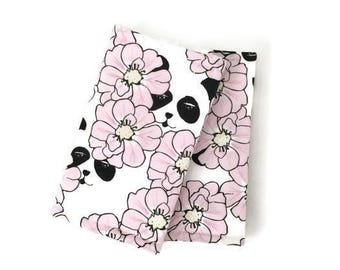 Suckpads for the Baby carrier / Babywearing / droolpads / strapcovers / Teethingpads / Panda suckpads / Suckpads