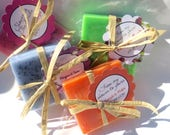RESERVED for Rosemary Only - 42 Bar Soap Bridal Shower Favors