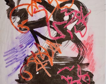 Atlanta Graffiti Art Tag 1 New York