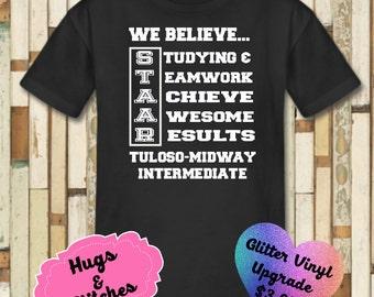 We Believe STAAR Shirt