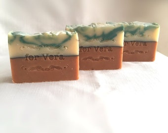 Rosemary, Patchouli & Moroccan Clay Soap