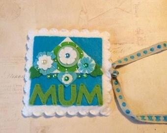 Needle book - for Mum.