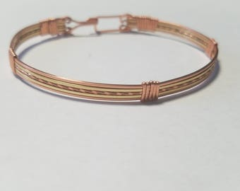 Copper Band Bracelet