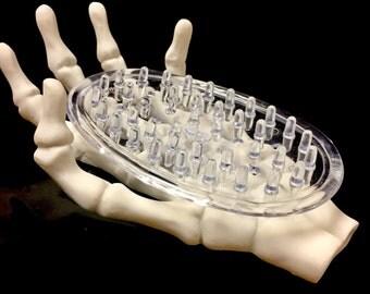 Gothic Soap Dish Skeleton