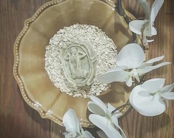Oatmeal, Goat's Milk, & Honey Bar Soap