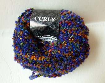 Yarn Sale  - Twilight 141 Curly  by Filatura DiCrosa Yarn