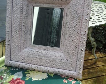 Pretty paris Shabby chic vintage mirror