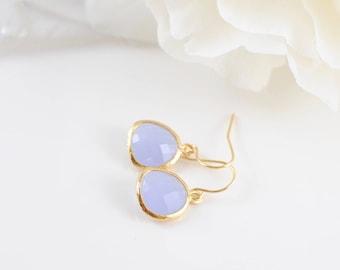 The Phoenix Anne Earrings - Turquoise/Silver