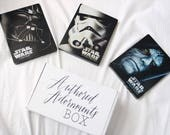 Authored Adornments Box, May Subscription box, book box, book lover, bookish gift