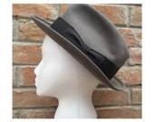 Vintage Royal Stetson Grey Hat
