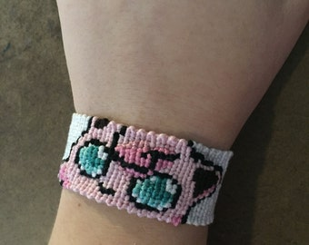Jigglypuff Friendship Bracelet