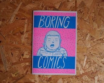 Boring Comics #1 by Emma Thacker