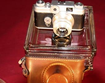 Argus C-4 Rangefinder Camera Excellent