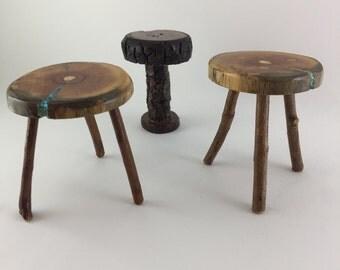 Miniature Fairy Garden Table