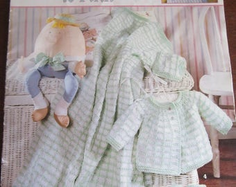 Precious Layettes to Knit