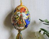 Pysanka - Ukrainian easter egg – Spring Angel