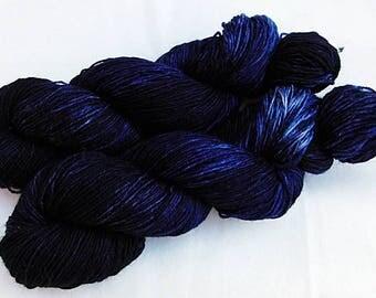 Handpainted Sock Yarn, 75 Wool  superwash, 25 Nylon 100g 3.5 oz.  Nr. 530