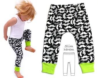 free harem pants pattern pdf