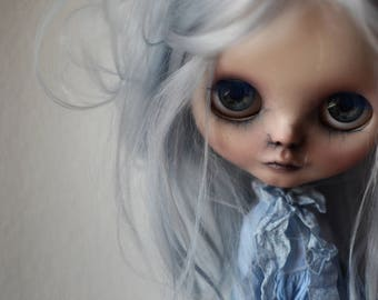 Chromia - OOAK Blythe Custom Doll - By Ophelia Queen-