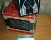 Marvel S-20 Box Camera Anseco Sears