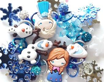 Frozen bracelet/Disney/Beadiebracelet