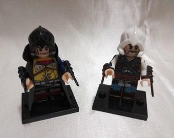 Assassins creed, minifigures
