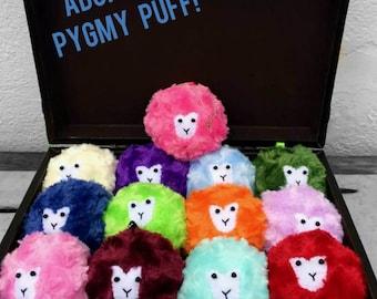 Pygmy Puff Plushie - Harry Potter inspired Plush