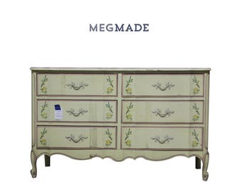 Customizable Dixie French Dresser | 1021-01578