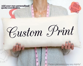 custom print pillow, lumbar pillow, rustic home decor, shabby pillow, rustic pillow, anniversary gift