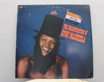 "Hugh Masekela - ""The Emancipation Of Hugh Masekela"" vinyl record"