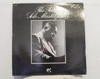 """Art Tatum - """"The Tatum Solo Masterpieces, Vol. 8"""" vinyl record"""