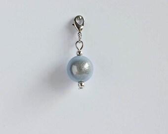 Pendant Pearl light blue