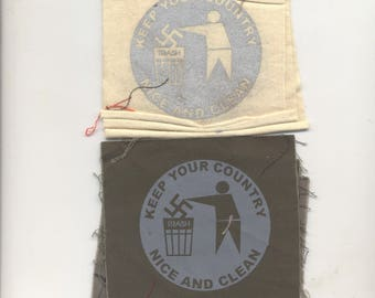 Keep Your Country Nice and Clean (Anti-Nazi) Patch
