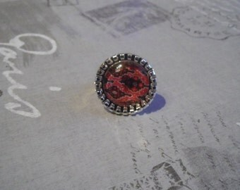 printed ring jaquart