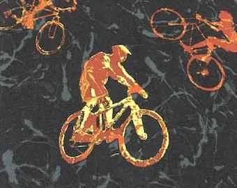 Mountain Bikers - Standard Pillow Case