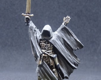 Ringwraith. Currupted King, The Undying Nazgul from Lord of the Rings. Hand Painted Miniature from Games Workshop