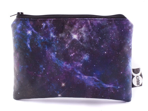 galaxy makeup bag galactic purple space pouch pencil