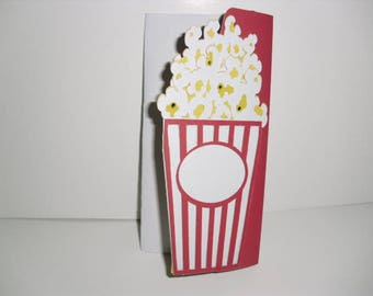 Going To The Movies Gift Card Holder