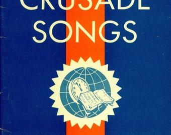 "1960 ""Billy Graham Crusade Songs"" Songbook"
