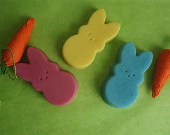 30 ***BULK***  EASTER BUNNIES Soaps- Little Petter Rabbit Favors-  Easter Basket
