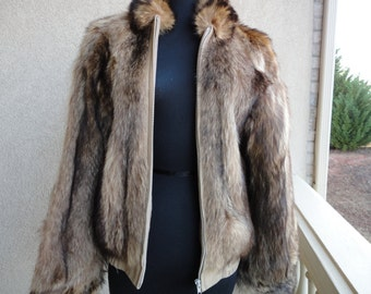 Canadian Fur Jacket