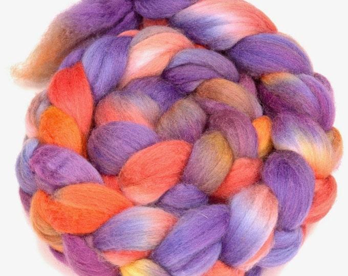 Wistful Chalk Variegated - Merino/silk/cashmere 70/20/10